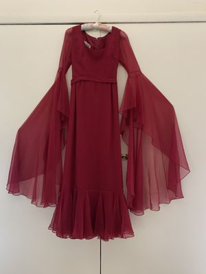 Vintage evening dress from the '60's. Looks like a Stevie Nicks Dress ! for Sale in Decatur, GA
