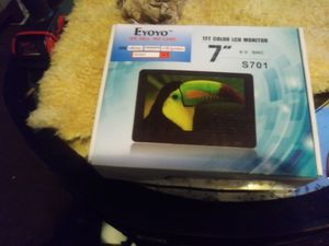 Eyoyo TFT color LCD monitor for Sale in Nashville, TN