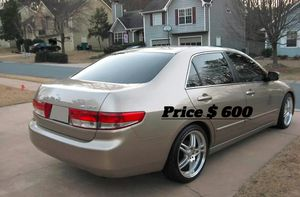 Needs Nothing.2004 Honda Accord.Needs.Nothing Clean FWDWheels One Owner for Sale in Chicago, IL