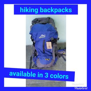Unisex Hiking Travel 45+5L Backpack for Sale in Hacienda Heights, CA