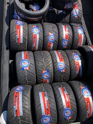Federal RS-RR 265/35/18 tires for Sale in Cerritos, CA