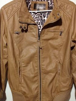 Brown Cavalini Jacket for Sale in Riverside,  CA