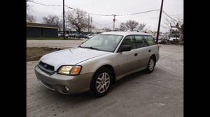2003 Subaru Legacy Outback for Sale in Fort Worth, TX