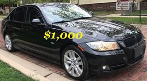 🎁$1,OOO URGENT i selling 2009 BMW 3 Series 335i xDrive AWD 4dr Sedan Runs and drives great beautiful🎁!!.,. for Sale in Phoenix, AZ