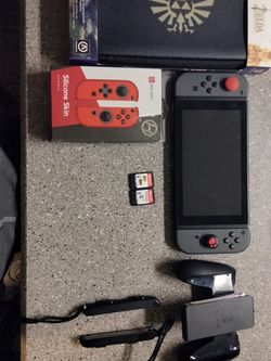 Nintendo Switch V2 Bundle for Sale in Federal Way,  WA