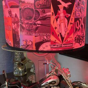 Harley Davidson Table Lamp for Sale in Fresno, CA