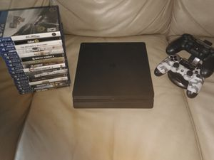 500gb ps4 for Sale in McConnelsville, OH