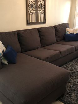 Sofa With Chaise for Sale in Pomona,  CA