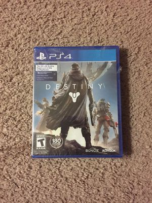 Destiny 1 for PS4 (STILL IN ORIGINAL PACKAGING!) for Sale in Independence, KS