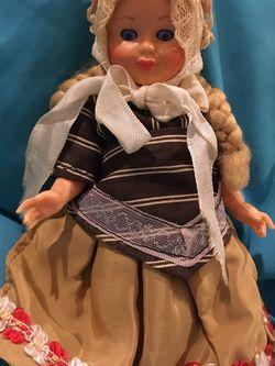 "Ethnic Danish Denmark ""Sonderjylland"" female doll in costume for Sale in Pompano Beach,  FL"