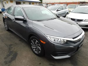 2017 Honda Civic Sedan for Sale in Elizabeth, NJ