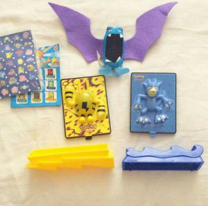 Burger King Pokemon piece play toy lot for Sale in Stockton, CA