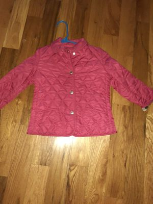 Burberry jacket size 6 for Sale in Chicago, IL