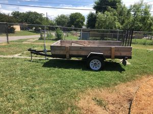 Home made trailer for Sale in San Antonio, TX
