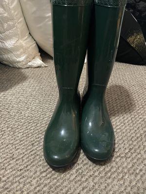 Ugg rain boots for Sale in San Jose, CA