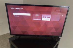 TCL Roku Smart Tv 32in for Sale in Glen Burnie, MD