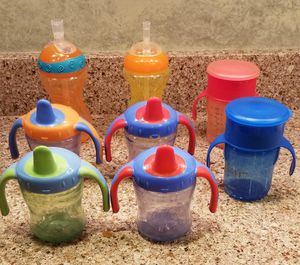 Sippy cups for Sale in Grand Ledge, MI