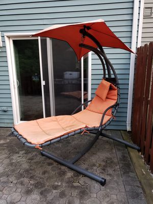 Hanging chair for Sale in Bordentown, NJ
