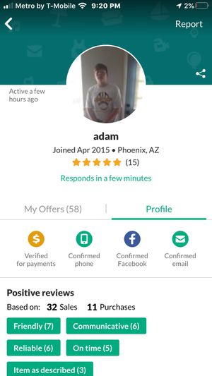 """""""Scam"""" don't buy from this guy! Sells junk! for Sale in Laveen Village, AZ"""