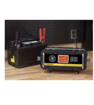 New in Box Stanley 15A Battery Charger with 40A Engine Start for Sale in Austin, TX