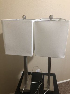 Matching table lamps for Sale in Chandler, AZ