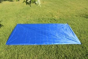 Ultralight Waterproof Camping Tarp Footprint - Tent Stakes Included for Sale in Rancho Cucamonga, CA