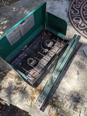Propane two burner camp stove for Sale in Citrus Heights, CA
