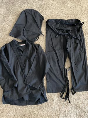 Boys Ninja Set/Costume for Sale in Scottsdale, AZ
