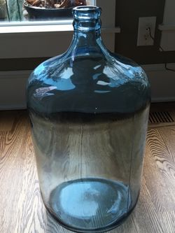 5 Gal. Glass Water Bottle for Sale in Portland,  OR