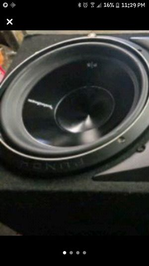 2 rockford fosgate p3s for Sale in Rome, OH