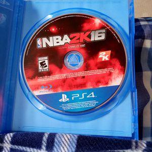 NBA2K 16 for Sale in Elgin, SC