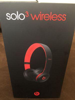 Beats Solo 3 wireless NEW for Sale in Falls Church, VA