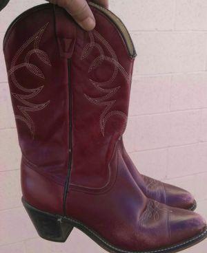 Vintage Wrangler women's boots size 8 for Sale in Denver, CO