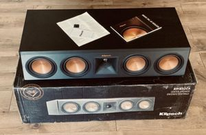 Klipsch RP-450CA Dolby Atmos Center Speaker for Sale in Shoreline, WA