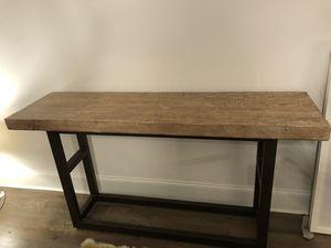 Pottery Barn Console Table for Sale in Atlanta, GA