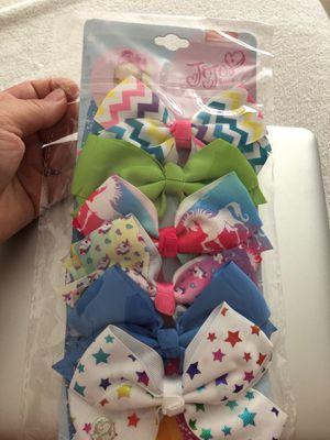Jojo siwa bows for Sale in Miramar, FL