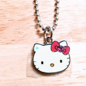Beautiful ❤️ Stainless Steel .Hello Kitty 😺 Necklace Brand New.🎁🎁🎁 for Sale in West Palm Beach, FL