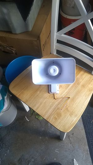 Epsilont dual tone indoor/outdoor siren for Sale in Santa Ana, CA
