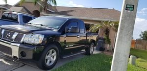 2006 Nissan Titan Truck for Sale in Mulberry, FL