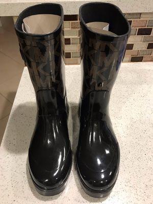 Michael Kors Rain boots for Sale in Miramar, FL