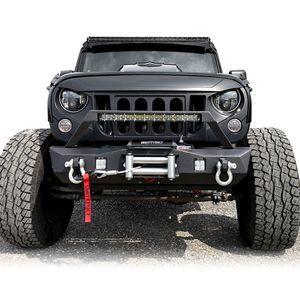 Front bumper for jeeps jk 2007-2017 for Sale in Chula Vista, CA