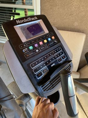 Nordictrack elliptical for Sale in San Diego, CA