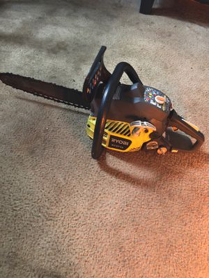 Ryobi chainsaw for Sale in District Heights, MD
