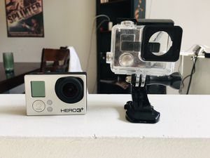 GoPro Hero 3+ W/Case for Sale in Los Angeles, CA