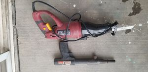 Heavy duty saw saw and concrete nail gun $45.00 for Sale in Orem, UT