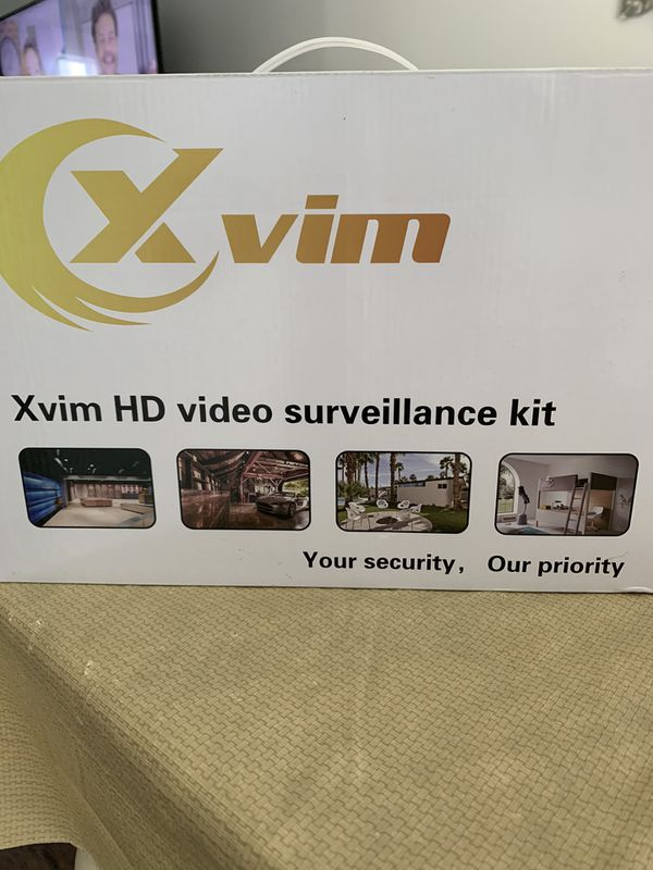 Never used Surveillance kit