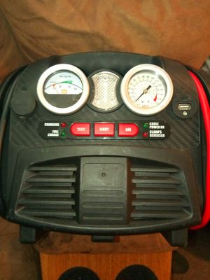 2in1 Jump starter and air compressor for Sale in Springfield, VA