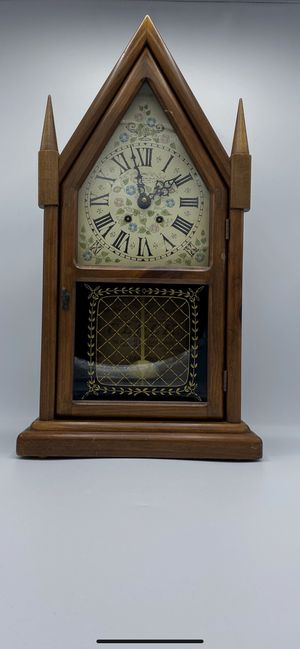 Antique New England Steeple Clock for Sale in Yonkers, NY