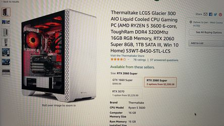 new gaming pc for Sale in Rowland Heights,  CA