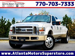 2010 FORD F450 KING RANCH for Sale in Union City, GA